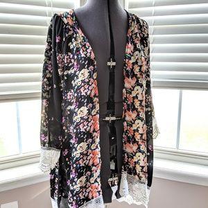 Other - Flower kimono